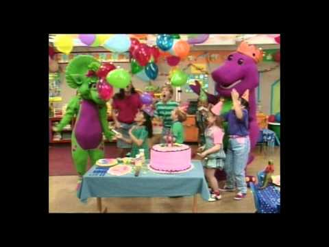 Barney Theme Song  Season 1 HD