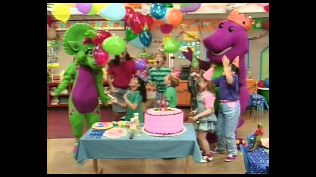 Barney Theme Song - Season 1 (HD)