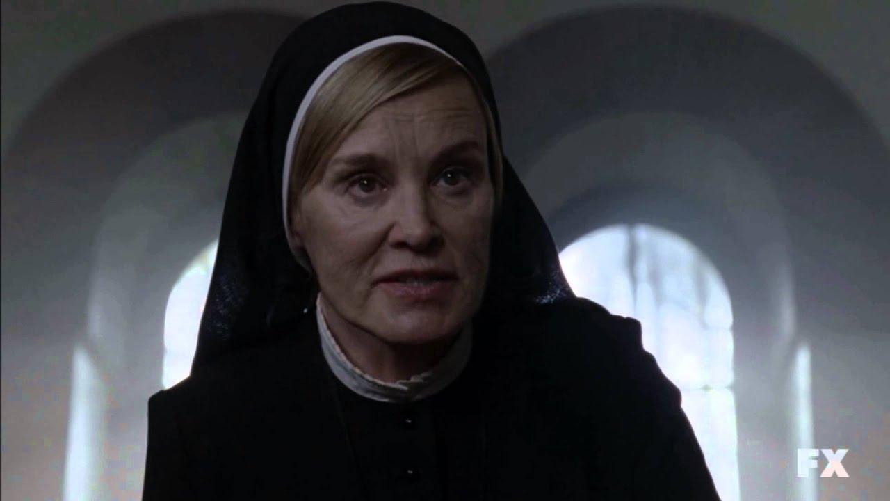 Image result for ahs Asylum Sister Jude