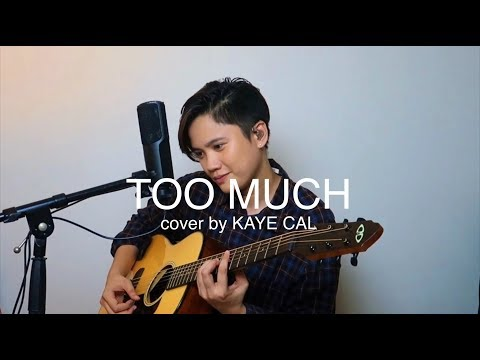 Too Much - Spice Girls (KAYE CAL Acoustic Cover)