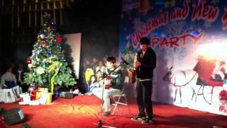 Hòa tấu guitar saxophon-CLB guitar Thanh Hóa