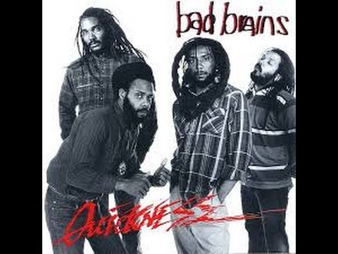 Bad Brains Reggae