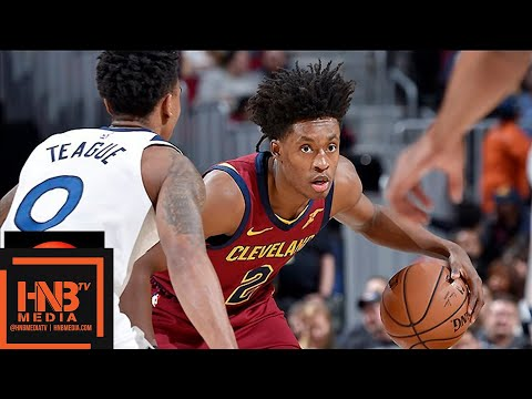 Cleveland Cavaliers vs Minnesota Timberwolves 1st Half Highlights | 11.26.2018, NBA Season
