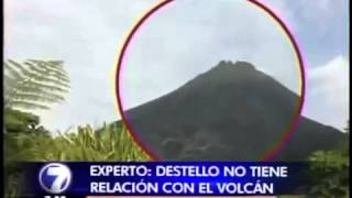 ovni volcan arenal costa rica