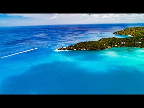 7 Night BVI Charter Itinerary - Part 1
