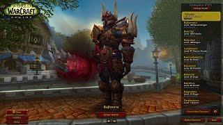 Bajheera - 2K+ MMR Arms Warrior/Resto Druid 2v2 Arena - WoW 7.1 Warrior PvP