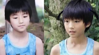 Vương Tuấn Khải từ 1 đến 19 tuổi