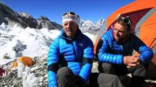 NO2 Limits Everest Expedition Dispatch 1