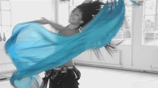 How To Use Veils In Bellydancing