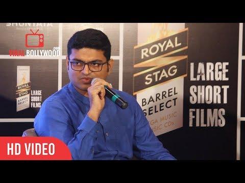 Chintan Sarda Full Speech  Shunyata  Royal Stag Barrel Select Large Short Films