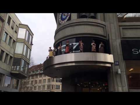 Zurich, Bahnhofstrasse