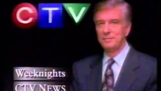 1993 - CTV News & Towards 2000 Promo