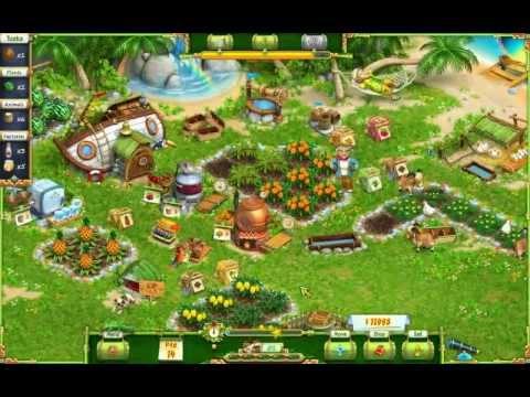 เกมส์ Hobby Farm เกมส์ทำฟาร์มปลูกผักเลี้ยงสัตว์