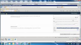 Using SharePoint 2010 Content Organizer Feature to Route Documents.wmv