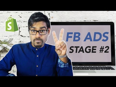 Shopify $0 To $1000 - FB Ads Stage #2 For Dropshipping Stores In 2018 thumbnail