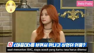 [NCT JENO] Alih Alih Senior Di ISAC, Jeno Ingin Bertemu Dengan Jeon Hyeonmoo Seonsaengnim