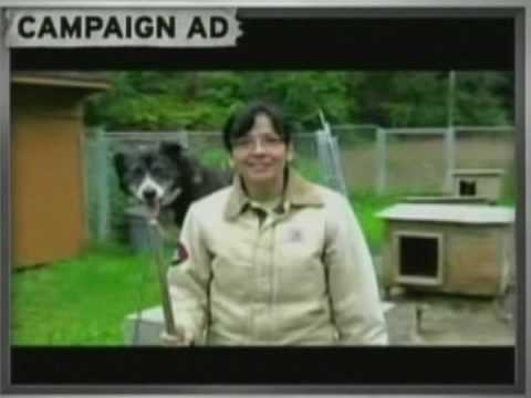 WORST CAMPAIGN AD EVER! (The Pooper-Scooper Commercial)