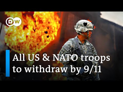 What will withdrawal of US & NATO troops mean for Afghanistan? | DW News