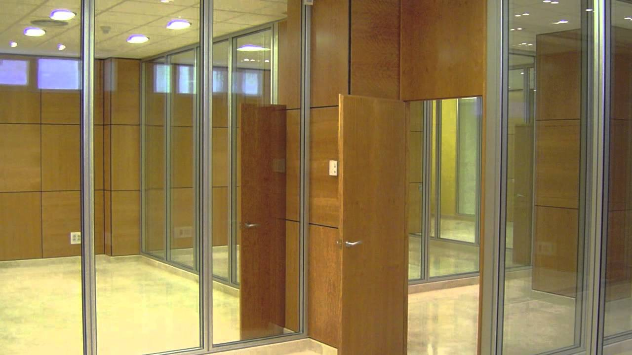 Mamparas de oficina en madrid equipamiento integral de - Equipamiento integral de oficinas ...