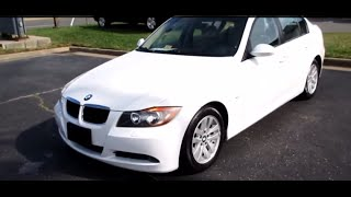SOLD 2006 BMW 325i Walkaround Start up Tour and Overview