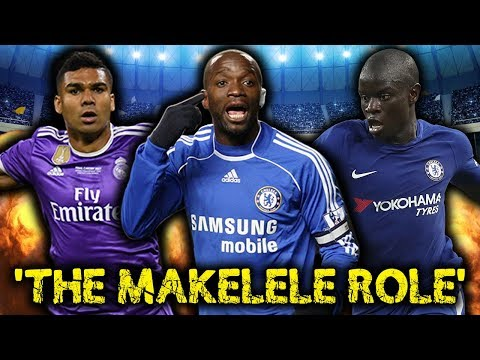10 Footballers Who Redefined Their Position!