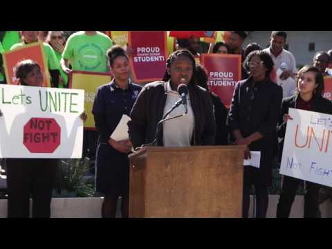 Highlights of CCSA's Press Conference on the NAACP's Task Force on Quality Education LA Hearing