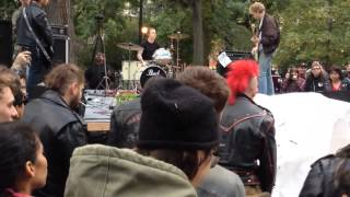 DAWN OF HUMANS @ Tompkins Square