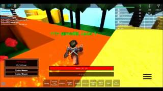 How to farm levels + Rebirth glitch Roblox The Legendary Swords RPG
