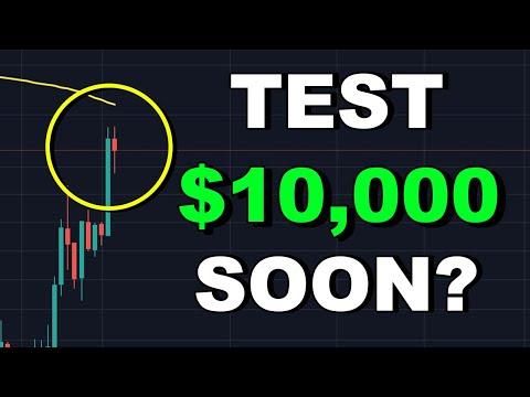 CRAZY BITCOIN PRICE PUMP - Can Bitcoin Pump To $10,000