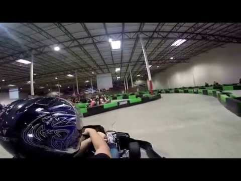 Tampa Bay Grand Prix GoKart Monster Green Track First Place