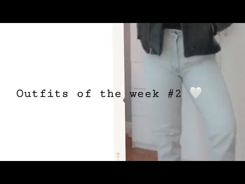 [VIDEO] - Outfits Of The Week #2 2