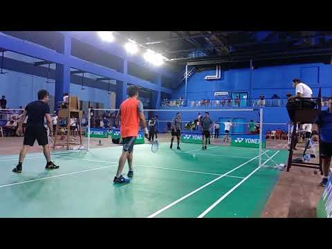 Mumbai Suburban District Badminton Championships 2018, Doubles 35+
