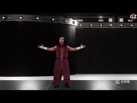 WWE 2K18 : WOKEN MATT HARDY ENTRANCE WITH NEW THEME SONG