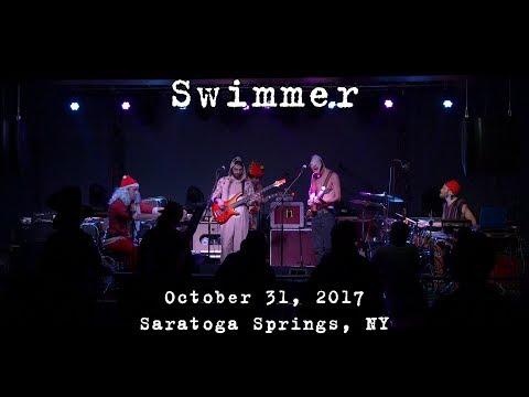 Swimmer: 2017-10-31 - Putnam Den; Saratoga Springs, NY [4K]