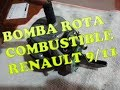 BOMBA DEFECTUOSA COMBUSTIBLE RENAULT 9/11
