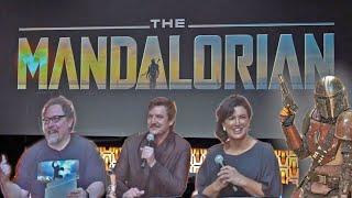 The Mandalorian panel at Star Wars Celebration [FULL PANEL]