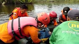 Penemuan Jasad Siswa Mts Muhammadiyah Alamanda Di Muaro Binguang Kinali PASBAR
