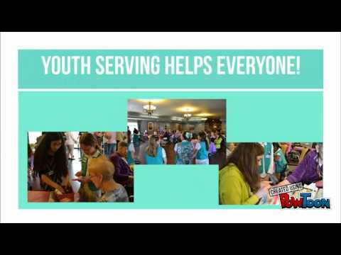 Global Youth Service Day 2016