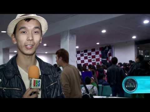 T-ARA AND K-POP IDOLS IN MONGOLIA UBS MUSIC TV