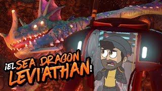 ¡EL SEA DRAGON LEVIATHAN! ⭐️ Subnautica #38   iTownGamePlay