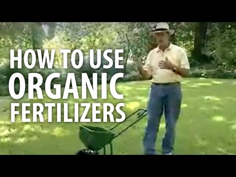 How To Use Organic Fertilizers - The Dirt Doctor