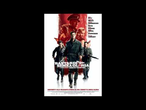 Inglorious Basterds soundtrack The Green Leaves Of Summer (Nick Perito)