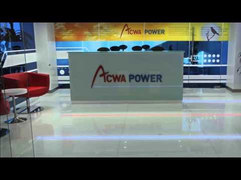 Derby Interiors | Acwa Power | Interiors Office Designer in Dubai