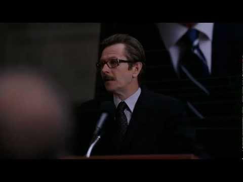 The Dark Knight Ending Speech 2008 [HD] poster