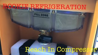 HVAC/R: Reach In Cooler Compressors Changeout and NEW Van Tour