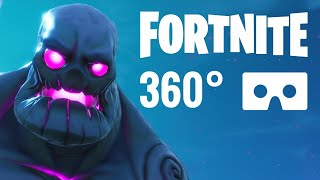 Best 360 video Fortnite Halloween VR Box Google Cardboard Fortnitemares