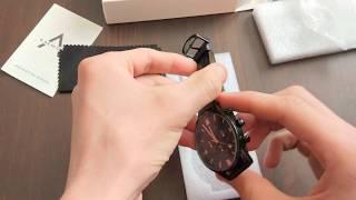видео Gofuly часы для женщин и мужчин