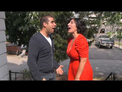 The Israeli-Palestinian Conflict: A Romantic Comedy - OFFICIAL TRAILER