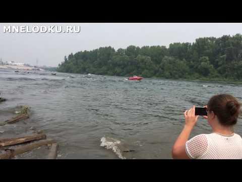 23 июля 2016 чемпионат города Уфа по водно-моторному спорту в любительском классе