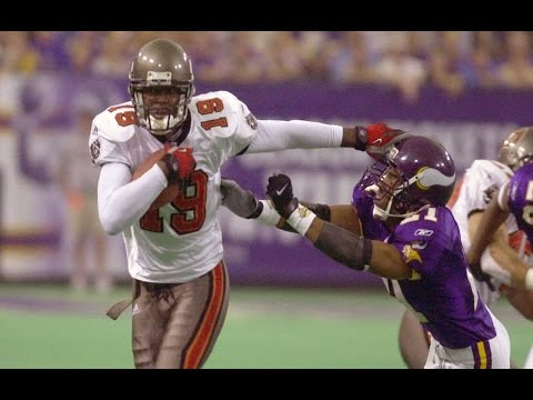 Throwback: Keyshawn Johnson Buccaneers Highlights